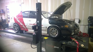 2JR Tuning / UpRev & DYNO Rental