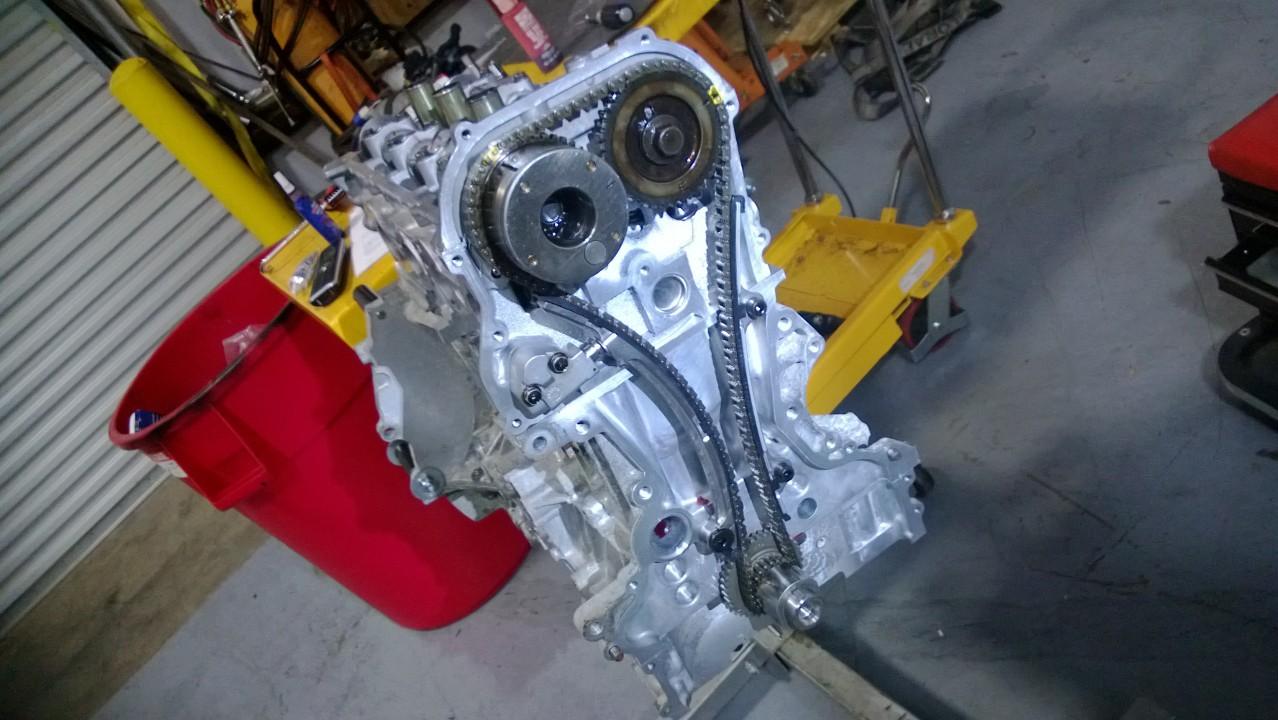 2JR Full Engine Rebuild Kit