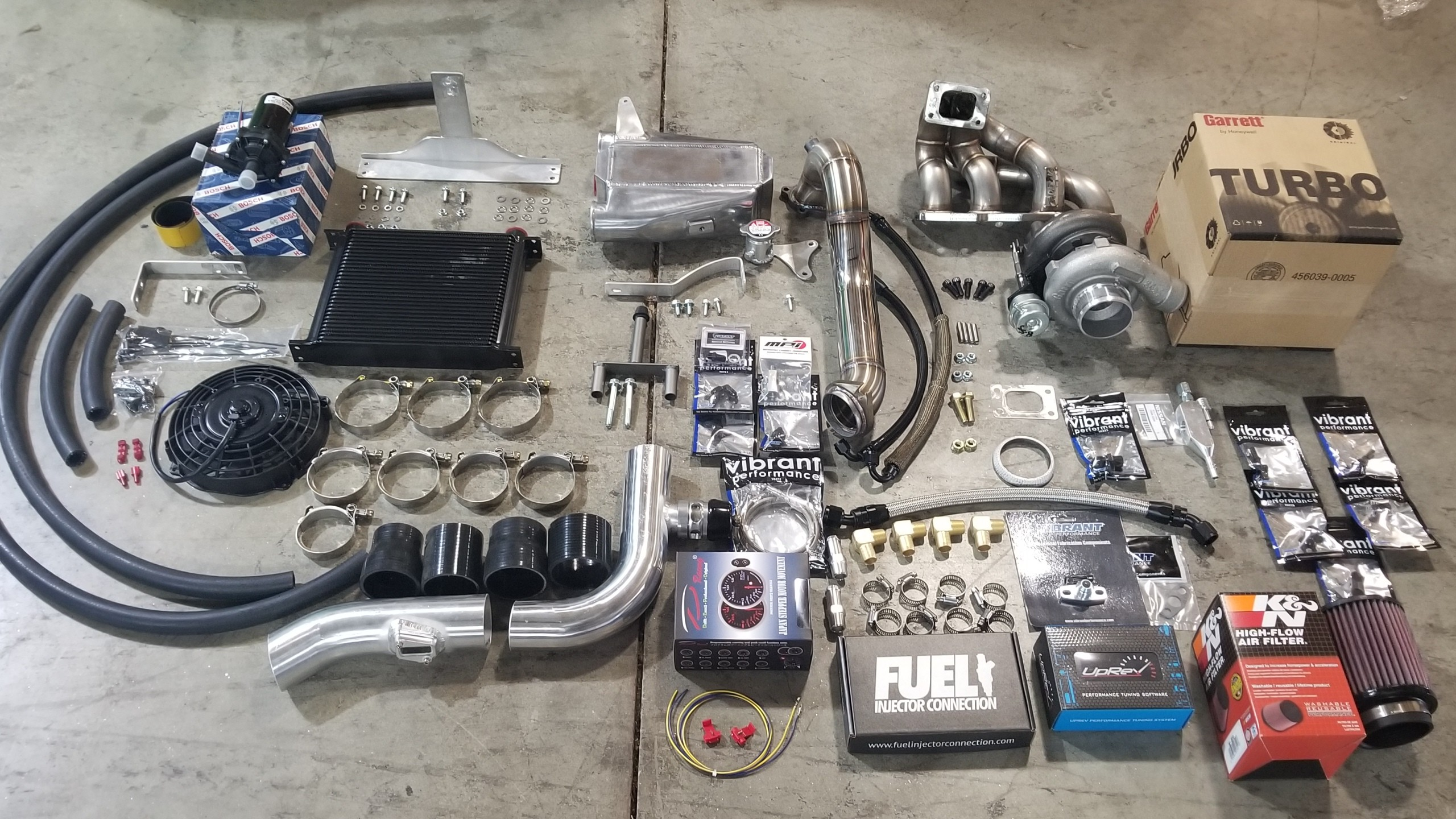 2jr Spec V Turbo Kit Gt2871rs