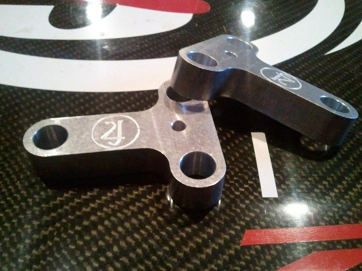 15mm Race Spec 2JR Traction Spacer (ALK) B15