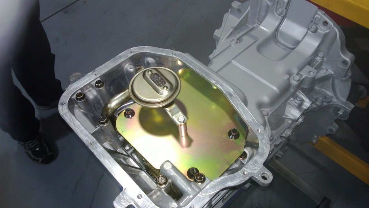 JWT QR25DE Balance Shaft Removal Kit (BSR)