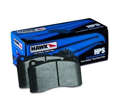 Hawk Sentra Spec V w/ Brembo HPS Street Front Brake Pads