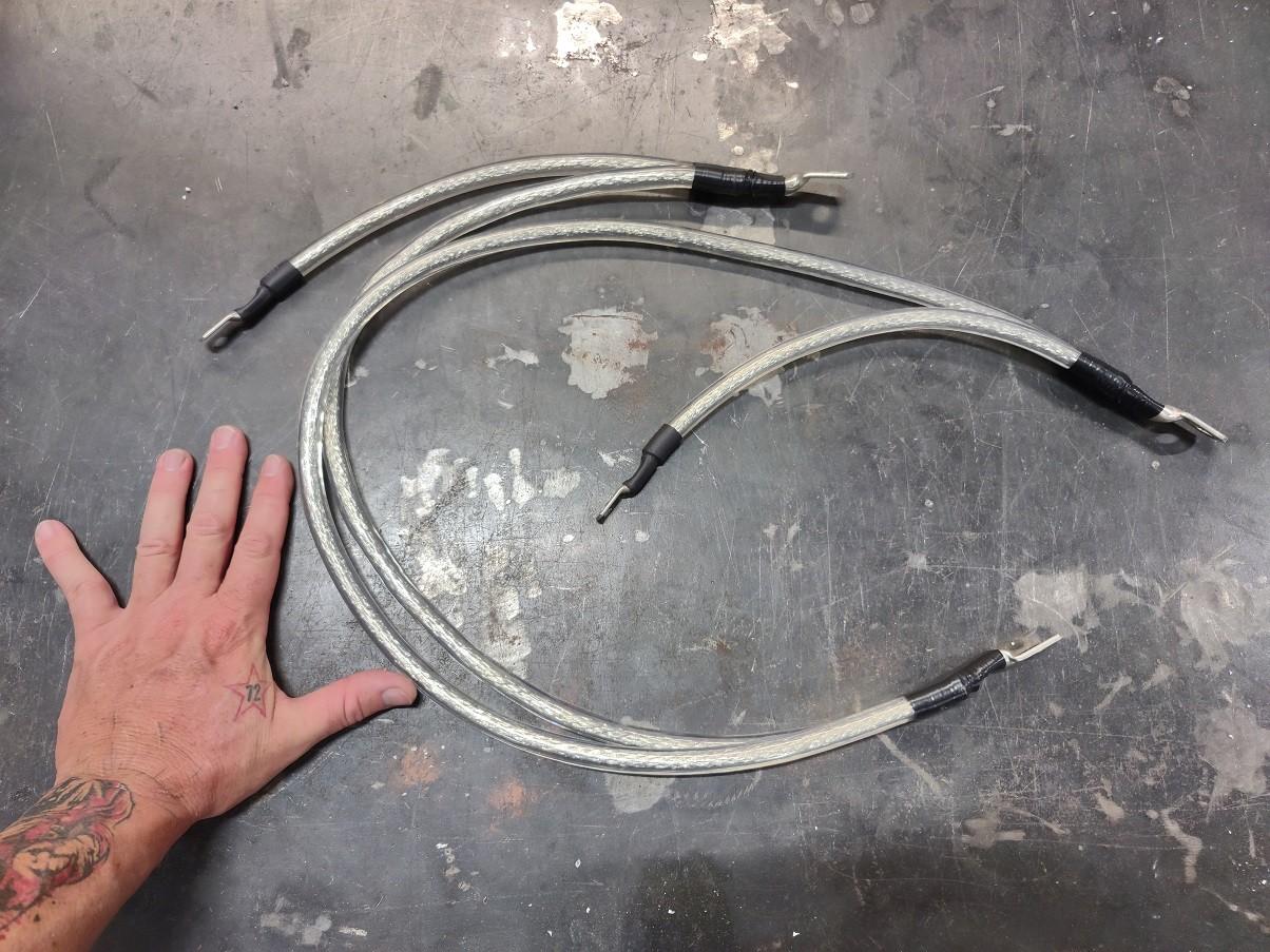 2JR 5 Point Sport Ground Wire Kit - B15 Sentra