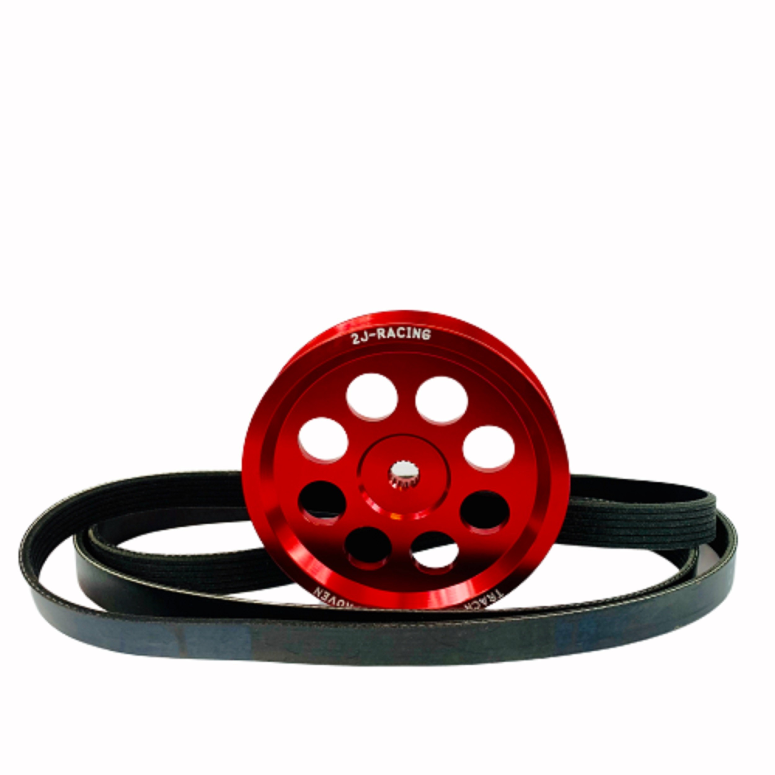 2JR Underdrive Lightweight Power Steering Pulley (QR25)