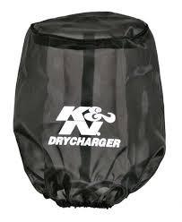 K&N Dry Flow Air Filter Wrap