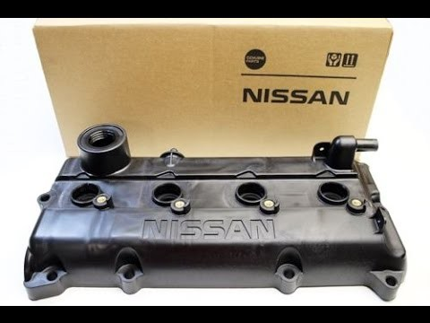 B15 QR25 OEM Nissan Valve Cover with Gasket