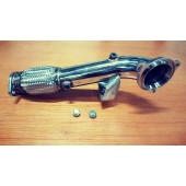 2JR Fiesta ST Hi-Power Downpipe 304SS