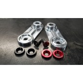 B15 V2- Billet Aluminum Radiator Supports (Pair)