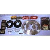 "B15 12.2"" Wilwood 4 Piston Big Brake Kit (02-06 Sentra)"