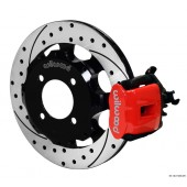 Fiesta ST Wilwood Rear Big Brake Kit