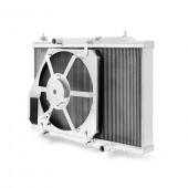 Ford Fiesta ST Radiator and Fan Shroud Assembly