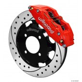 Fiesta ST - Wilwood Front Big Brake Kit
