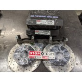"B15 Big Rear Brake Upgrade / Brembo 11"" Size"