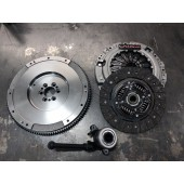 SR/Nismo Stage I Clutch and Forged Flywheel - OEM Stock Upgrade (325hp)