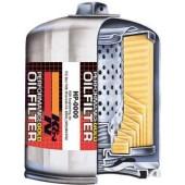 K&N Sentra Spec-V Race Performance Gold Oil Filter