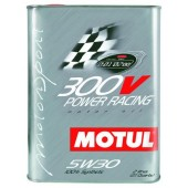 Motul 2L Synthetic-ester Racing Oil 300V POWER 5W40