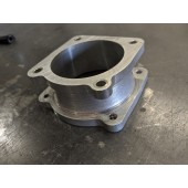 B15 to VQ35 Throttle Body Adapter - ONLY 3 LEFT