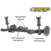 SuperPro Full Rear Suspension Bushing Kit (B15)