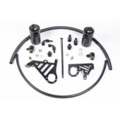 Radium Engineering 2013-Current Ford Focus ST Dual Catch Can Kit