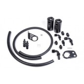 Radium Engineering 2014-Current Ford Fiesta ST Dual Catch Can Kit