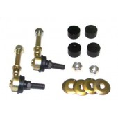Whiteline Front Sway Bar End Links with Hard Race Bushings