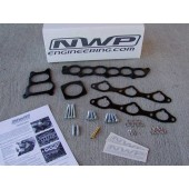 Phenolic Thermal Intake Manifold Spacer Kit  (VQ35DE)