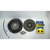 2JR Stage II Sprung/Rigid Clutch Kit (350whp) - B15